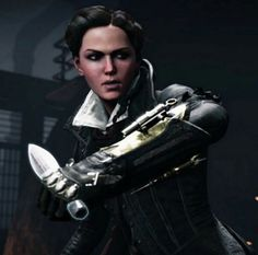 'Don't mess with Evie'-Jacob Frye;Twin Brother;Assassin