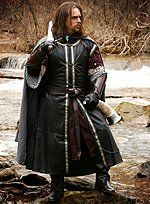 Royal Leather Surcoat