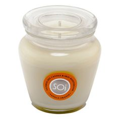 Vanilla Orange Keepsake Candle, $16.50, now featured on Fab.