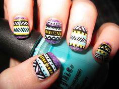 I love the tribal look!
