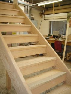 open stairs | Open Plan Stairs Derby | Casement