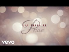 Carrie Underwood - Let There Be Peace (Official Audio Video) - YouTube Let There Be Love, Let It Be, Country Christmas Music, Michael Fisher, Cmt Music Awards, Academy Of Country Music, Christmas Albums, One Wish, Peace On Earth