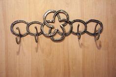Full Horseshoe Tack Hanger