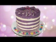How To Make Ube Chiffon Cake / Ube Recipe - YouTube Ube Recipes, Purple Yam, Purple Cakes, Chiffon Cake, Yams, Cake Creations, Frozen, The Creator, Birthday Cake
