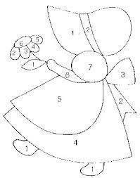 엠브로이더리에 대한 이미지 검색결과 Hand Applique, Applique Patterns, Applique Quilts, Quilt Patterns, Sewing Patterns, Quilting Designs, Embroidery Designs, Sue Sunbonnet, Sewing Crafts