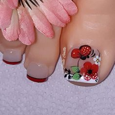 Toe Nail Designs, Bling Nails, Manicure And Pedicure, Toe Nails, Nail Polish, Nail Art, Beauty, Chic Nails, Designed Nails