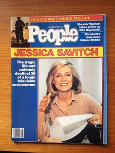 Television is intensely personal. by Jessica Savitch ...