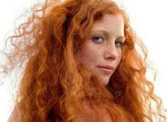 Natural Red Hair Linked To Skin Cancer