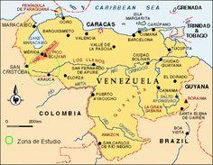 mapa venezuela - Pesquisa Google