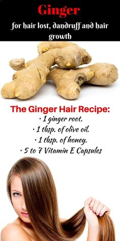 hair growth hair regrowth tips hair lost remedy woman ginger. I have my serious doubts but at the very least it isn't weird chemicals. Hair Growth Tips, Natural Hair Growth, Natural Hair Styles, Ginger Hair Growth, Oil For Hair Loss, Stop Hair Loss, Hair Lose Remedies, Regrow Hair Naturally, How To Regrow Hair