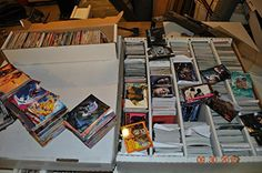 NON-SPORT CARD ESTATE HUGE 3 MILLION CARD SHOP DEALER INVENTORY SALE BOX LOT (100) @ niftywarehouse.com #NiftyWarehouse #Geek #Products #StarWars #Movies #Film