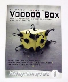 Voodoo Box by Andrew Mayne - Book - 2004