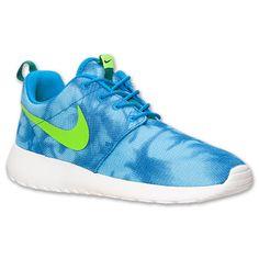 Men\\u0026#39;s Nike Roshe Run Print Casual Shoes (bestseller)