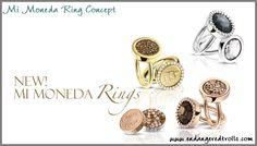 Mi Moneda Ring Concept