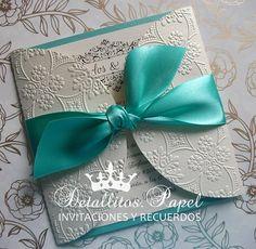 Wedding Invitations Sweet 16 Invitations por Detallitospapel