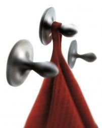 Adhesive Aluminum Hooks Set of 3 by Eva Solo