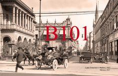 Monumento a la Independencia       Catedral Metropolitana, 1876       Palacio Nacional, 1883                        ...