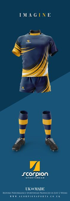 a4684dabf8a Scorpion Sports supply UK manufactured Rugby and Netball Kits and training  garments. Based in Coventry Scorpion Sports stock and print Rugby & Netball  kits ...
