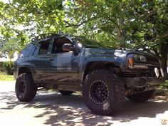 Image Rc Drift Cars, Gmc Envoy, Truck Mods, Chevy Girl, Chevrolet Trailblazer, Amazing Cars, Chevy Trucks, Buick, Cars And Motorcycles