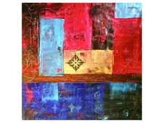 Abstract Painting  Acrylic Painting  Wall by Laura Carter Art, $399.99
