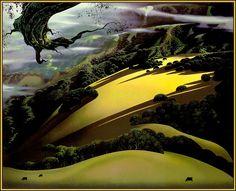 Eyvind Earle   Art&Tatucya