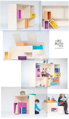 minor de:tales: KID   furniture by Agnés et Agnés
