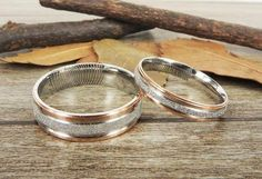 Your Actual Finger Print Rings Buy here--->https://www.jringstudio.com/collections/finger-print-ring/products/your-actual-finger-print-rings-handmade-rose-gold-matching-wedding-bands-couple-rings-set-titanium-rings-set-anniversary-rings-set