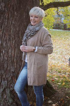 Mathildes verden: Høstens beste strikkejakke