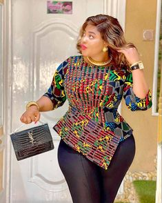 Short African Dresses, African Blouses, African Tops, African Print Dresses, African Print Clothing, African Fashion Ankara, Latest African Fashion Dresses, African Print Fashion, African Fashion Designers