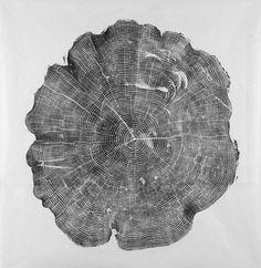 woodprint, by bryan nash gill.