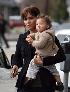 Halle Berry & Nahla
