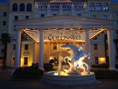 Hotel Colosseo #EuropaPark #Germany #Germania #Baden #Rust