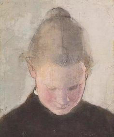 View Painting Reading girl By Helene Schjerfbeck; Oil on canvas, fixed on board; Access more artwork lots and estimated & realized auction prices on MutualArt. Helene Schjerfbeck, Girl Reading, Lost Art, Modern Artists, Color Of Life, Gravure, Sculpture, Magazine Art, Art Market