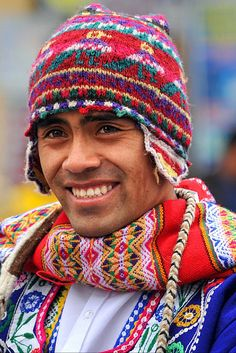 The colours of the landscapes and people of Peru are nothing short of spectacular