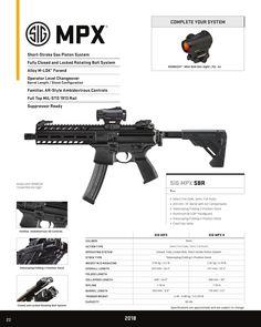 Sig Mpx, Sig Sauer, Weapons Guns, Guns And Ammo, Shotguns, Firearms, Shooting Bench Plans, Submachine Gun, Custom Guns