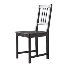 STEFAN Chair $19.99 This is the chair that I keep talking about which is decently cheap and would go with any black table.
