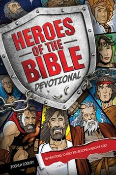 The 90 devotions feature the qualities of Bible characters that made them heroic. From Moses to Esther to Jesus, kids will learn more about how these Bible people pleased God. They will know that qualities like courage, worshiping God, and being a true friend are heroic actions. The devotional features line drawings of the Bible characters to further help youth identify with and learn about the people in the Bible.