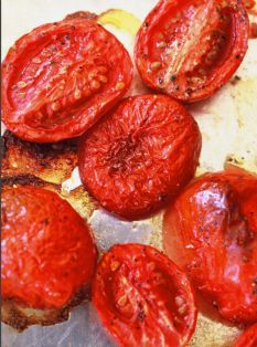 Roasted Tomatoes Ina Garten roasted tomato basil soup | recipe | barefoot contessa, fresh
