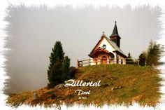 Neu in meiner Galerie bei OhMyPrints: Kapelle im Zillertal