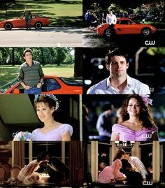 One Tree Hill replication of Sixteen Candles