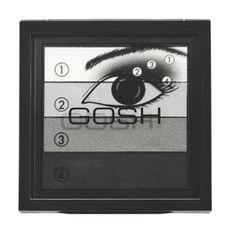 GOSH COSMETICS Smokey Eyes Lidschatten