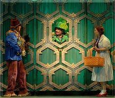 Superb Wizard Of Oz Set Design   Google Search