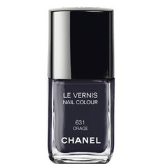 Vernis à Ongles, Chanel : Orage