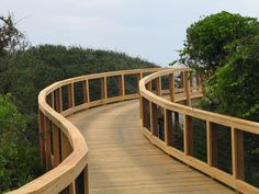 Boardwalk Construction | Pedestrian Bridges | Nature Bridges