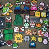 Mario Perler Project by ROFL