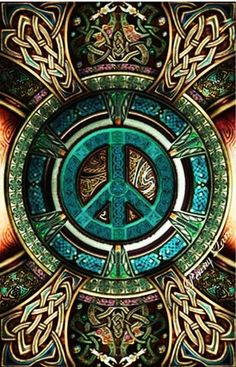 Love the Celtic inspiration ☮