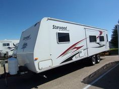 Used 2008 Mckenzie Towables Starwood Travel Trailers For Sale In Longmont, CO - KC1CN01182A - Camping World