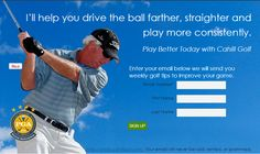 Click here to to sign up for weekly golf tips. http://www.cahillgolf.com/landing/play-better-today-3/