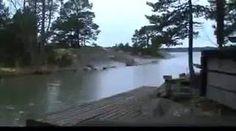 雷が川に落ちると⚡️😲⚡️😲