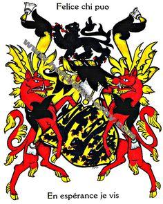 Heraldická znamení-Antilopa(heraldická) - Heraldika a genealogie, erby, znaky, vlajky, rody